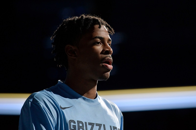 SOURCE SPORTS: Ja Morant Isn't Sweating the Grizzlies Tough NBA Bubble Schedule