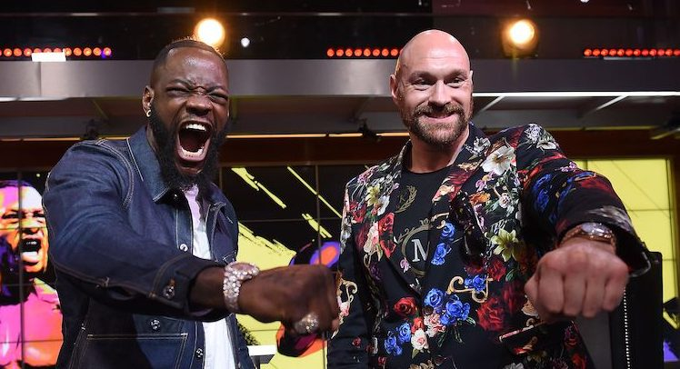 SOURCE SPORTS: Wilder And Fury To Bank $25 Million Each Tonight
