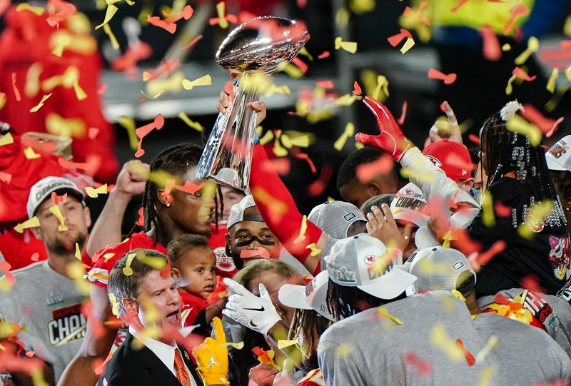 SOURCE SPORTS: Three Reasons Why The Chiefs Could Become The NFL's Next Dynasty