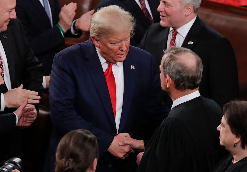 Trump to Announce Pick For Supreme Court Justice On Friday