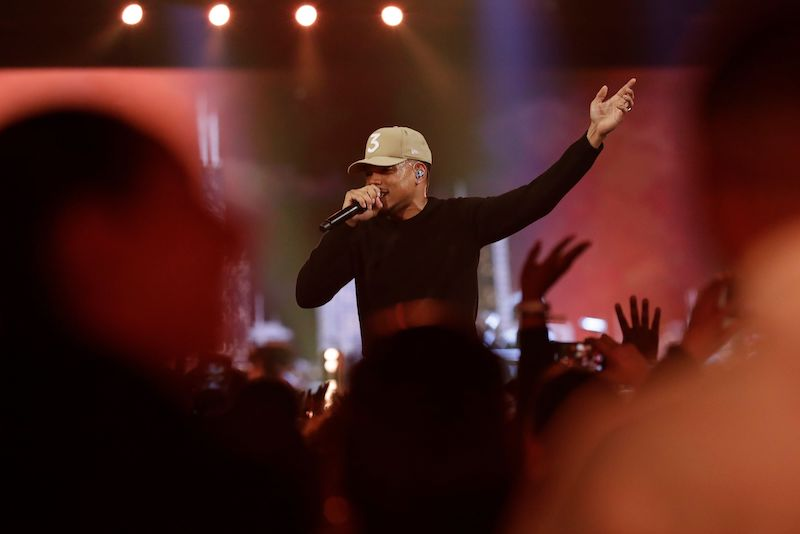 [WATCH] Chance the Rapper's Full NBA All-Star Halftime Performance