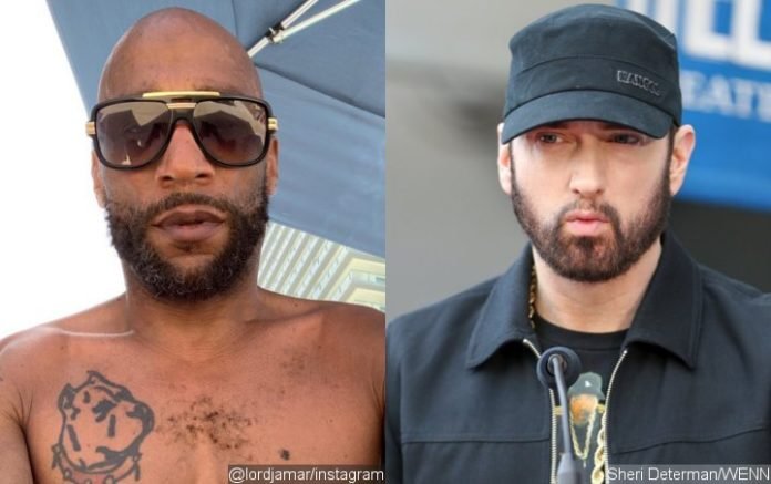Eminem Admits Whites Are Guests in Hip-Hop Culture, Lord Jamar Responds