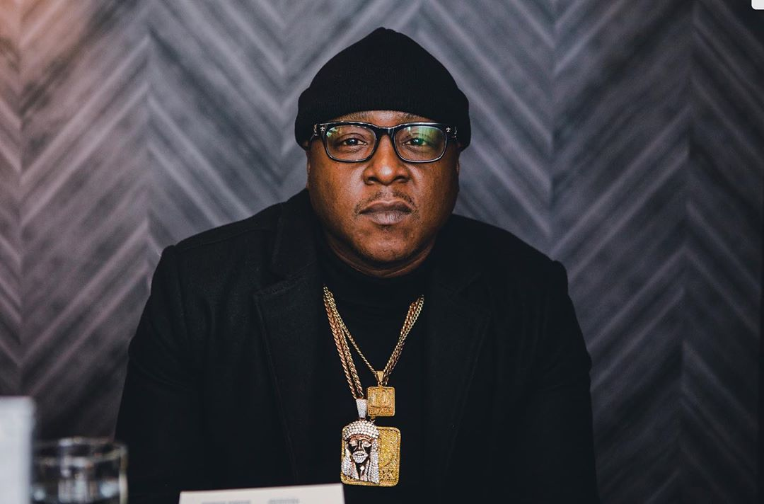 Jadakiss Set to Drop New Album 'Ignatius' This Friday