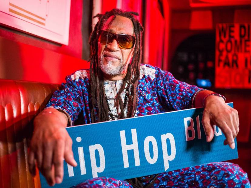 DJ Kool Herc Wants Jamaica to Reclaim Hip-Hop