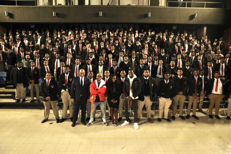 Bevel Announces Partnership with Chicago's Urban Prep Academies to Fund College Access Initiatives