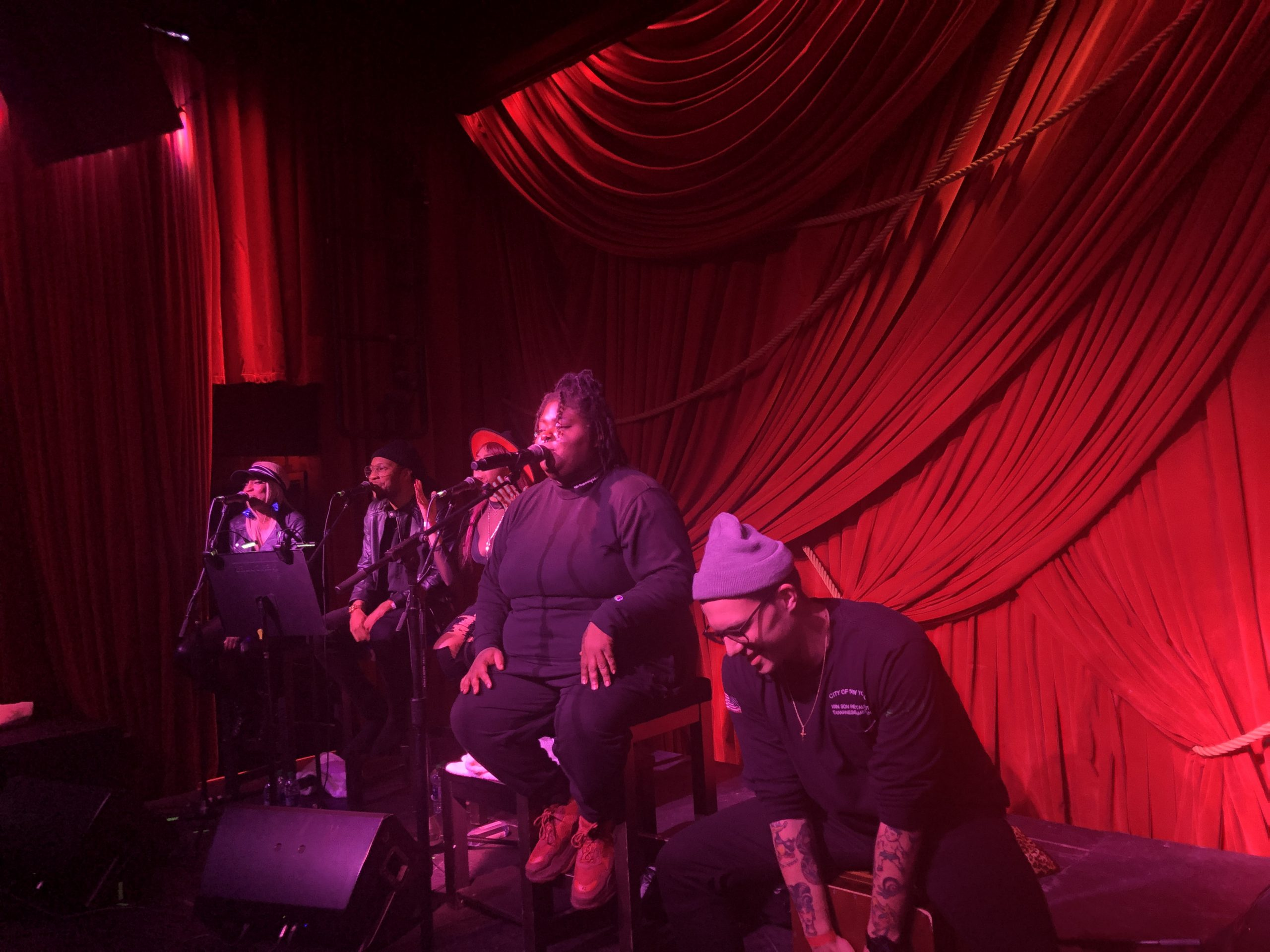 Alabama Rapper Chika Performs for Sold Out NYC Crowd