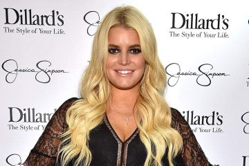Jessica Simpson Claims She Turned Down Role in 'The Notebook' Because of Sex Scene