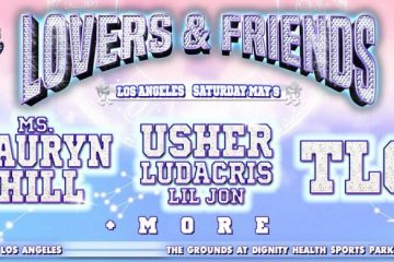 The Lovers & Friends Line-Up is So Lit People Think It's Fake