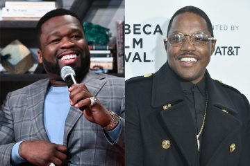 Mase Reportedly Denies 50 Cent's Allegations That He's Took Fivio Foreign's Publishing Rights