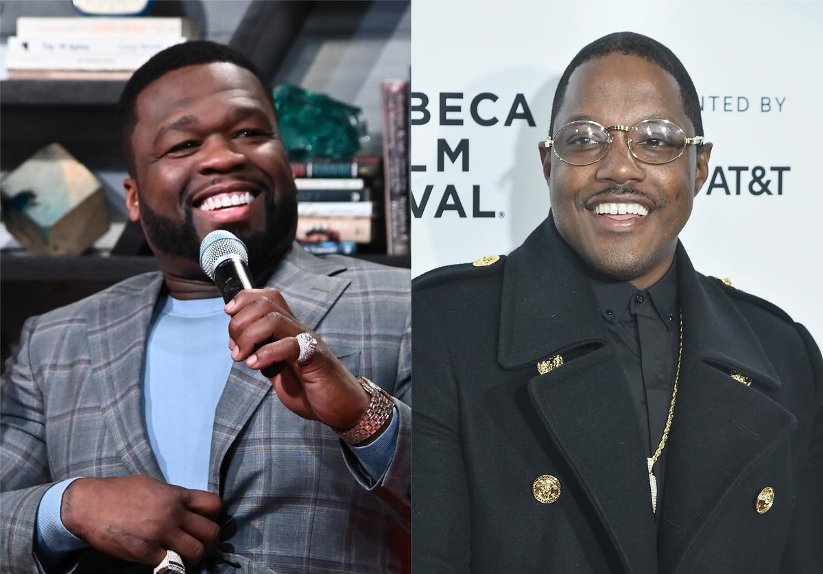 Mase Reportedly Denies 50 Cent's Allegations That He Took Fivio Foreign's Publishing Rights