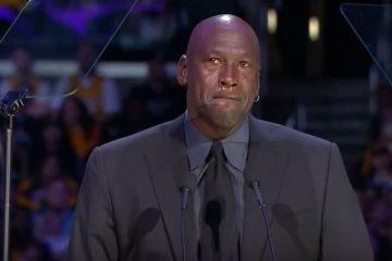 Michael Jordan Kobe Bryant Memorial