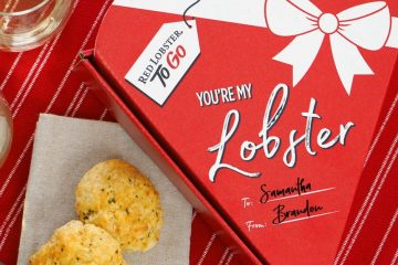Red Lobster to Sell Heart-Shape Boxes Filled With Biscuits for Valentine's Day