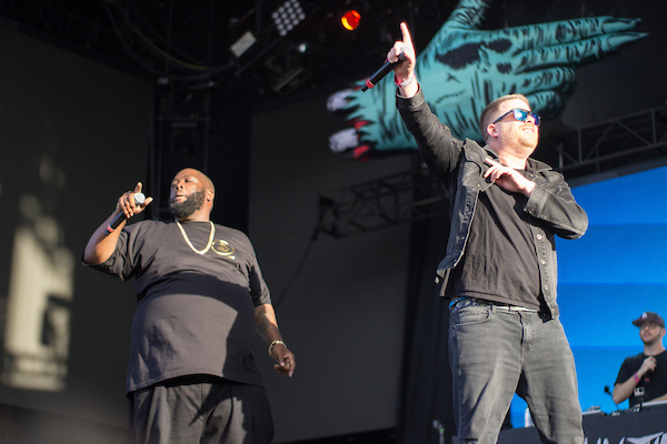 Run the Jewels, Yeah Yeah Yeahs and More Set for Pitchfork Music Festival