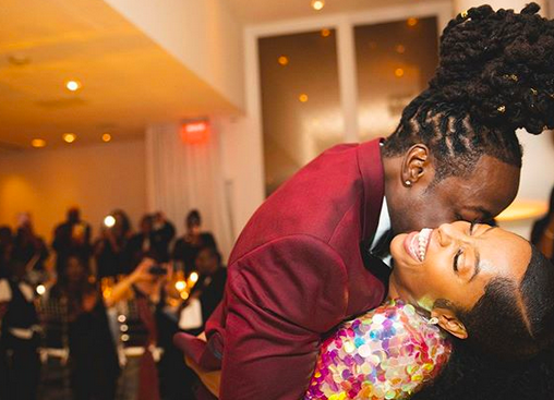 Check Out Images from Ace Hood and Shelah Marie's Wedding and True Love Story