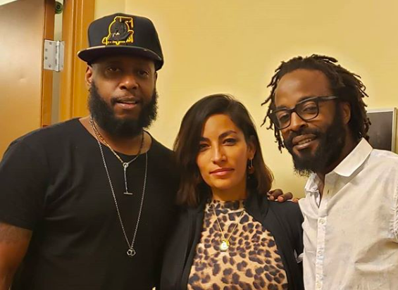 John Forte Speaks Out About George Bush Letting him Out of Prison… the Feds, Fugees and Carly Simon!