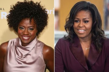 Viola Davis to Portray Michelle Obama in 'First Ladies' TV Series