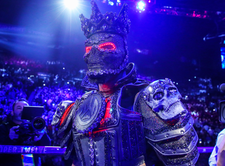 SOURCE SPORTS: Deontay Wilder Blames 40lb Costume For Fury Loss