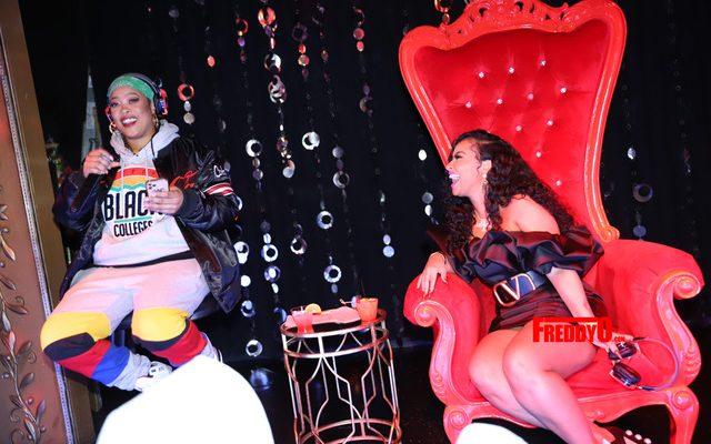 Tammy Rivera Throws Album Listening Party in ATL Hosted by Da Brat