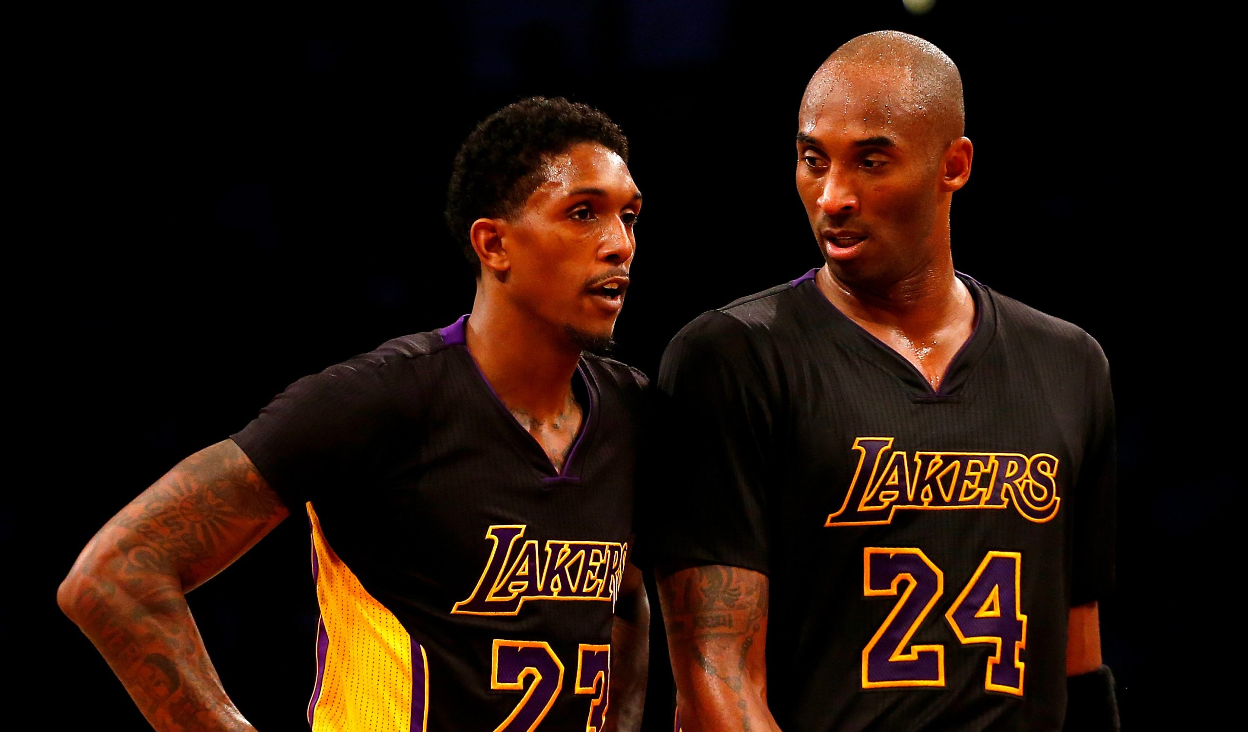 Lou Williams Releases New Single '24' as Open Letter to Kobe Bryant