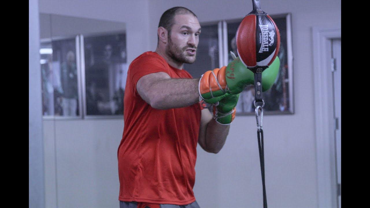 SOURCE SPORTS: Throwback Thursday Tyson Fury 'Real Sports'