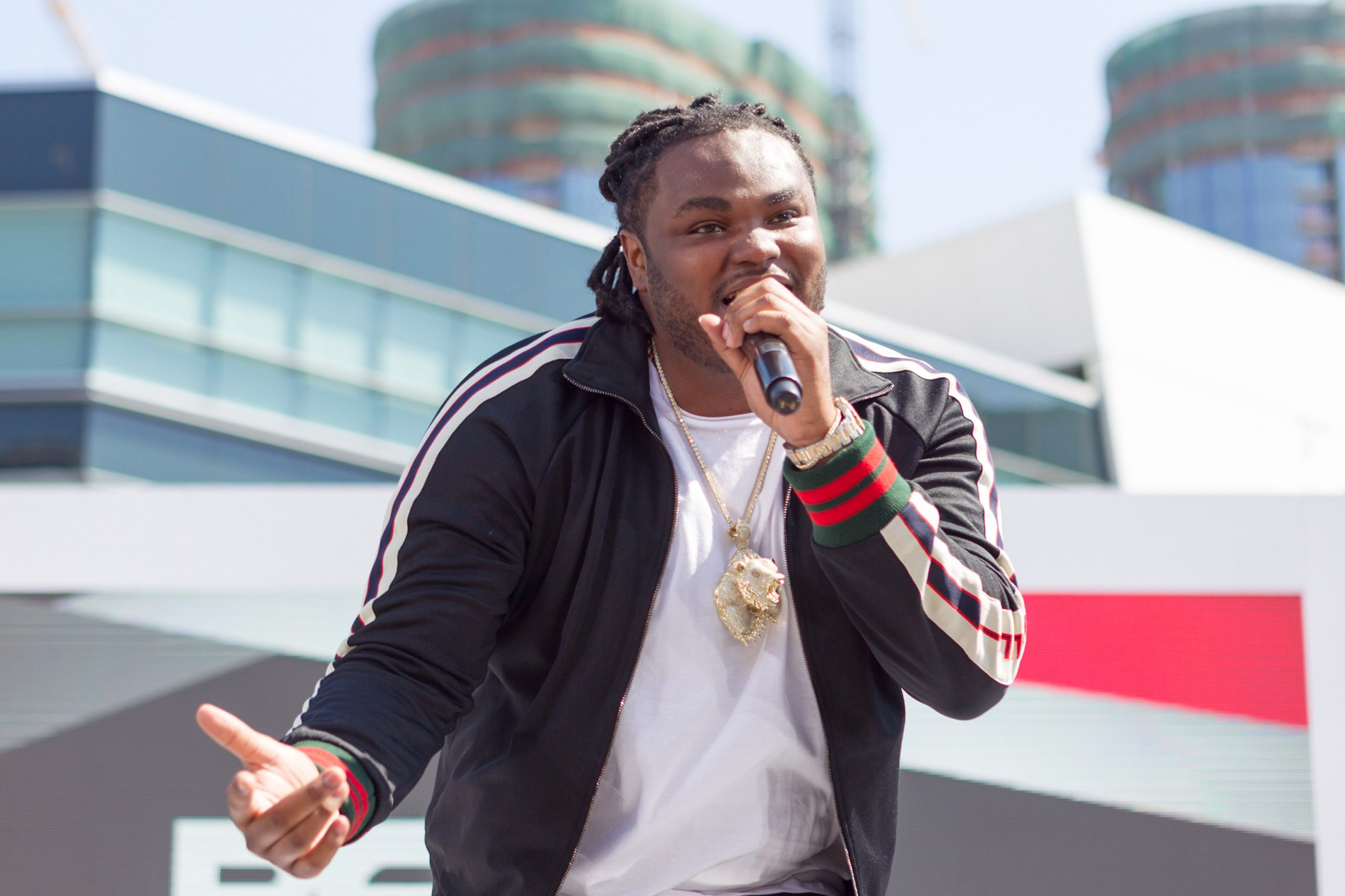 Tee Grizzley Encourages Rapers to Get Life Insurance