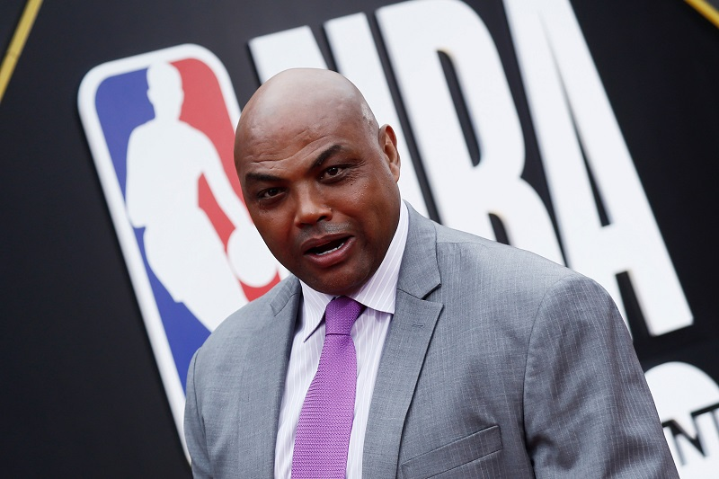 Charles Barkley Suggest NBA Players Should Receive Vaccines First Due to Paying Higher Taxes