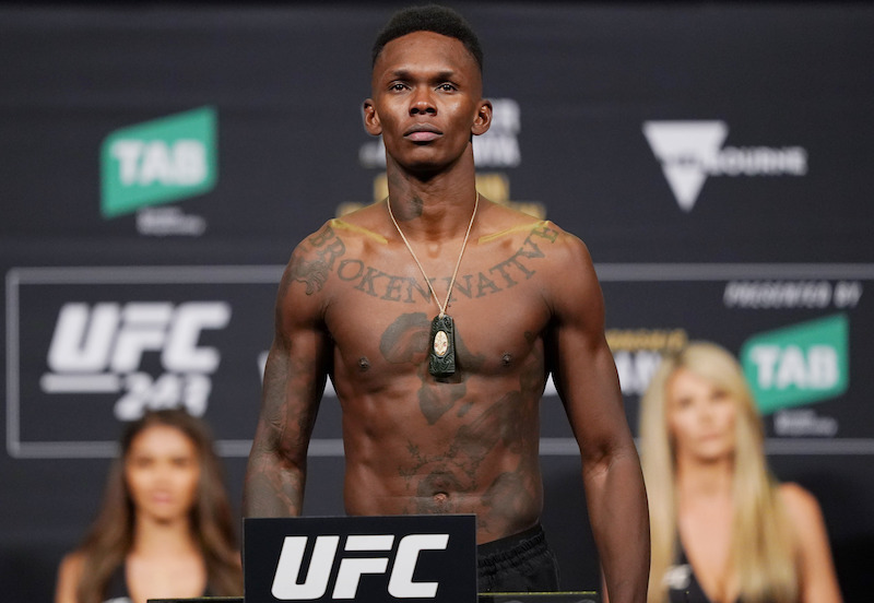 SOURCE SPORTS: Israel Adesanya Dominates Paulo Costa By TKO At UFC 253