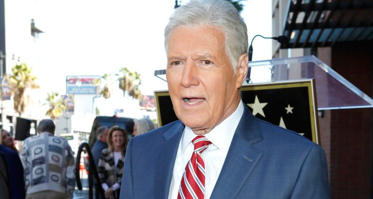 Alex Trebek Pledges $100K to Los Angeles Homeless Shelter