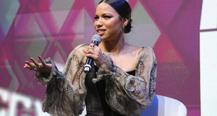 Jurnee Smollett Reveals She Suffered Burn Injury Filming Episode 9 of Lovecraft Country