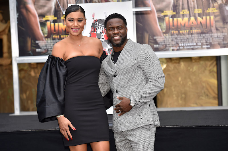 Kevin and Eniko Hart Expecting Their Second Child Together