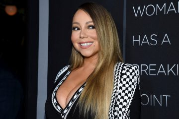 Mariah Carey Teases Possible Upcoming Biopic