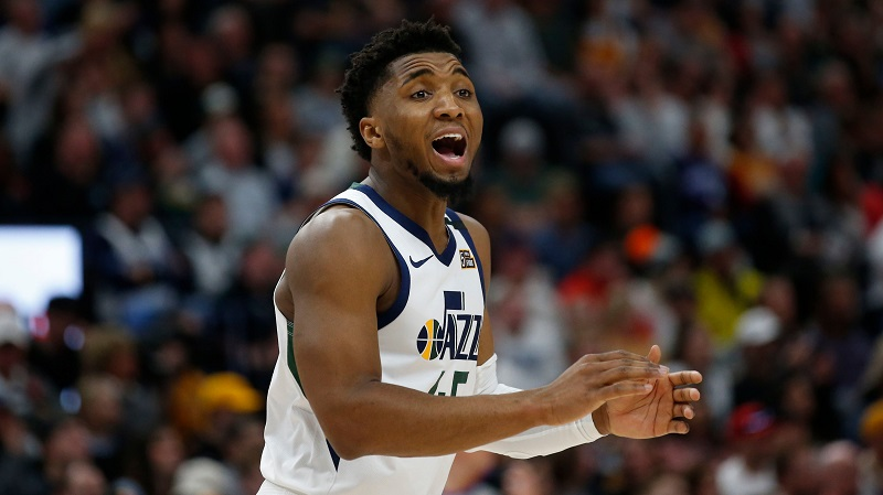 Donovan Mitchell Tells His Fans to 'Shout Out, Justice For Breonna Taylor'