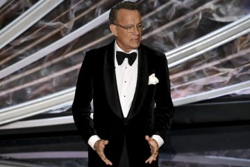 Tom Hanks' Blood is Reportedly Being Used for Coronavirus Vaccine