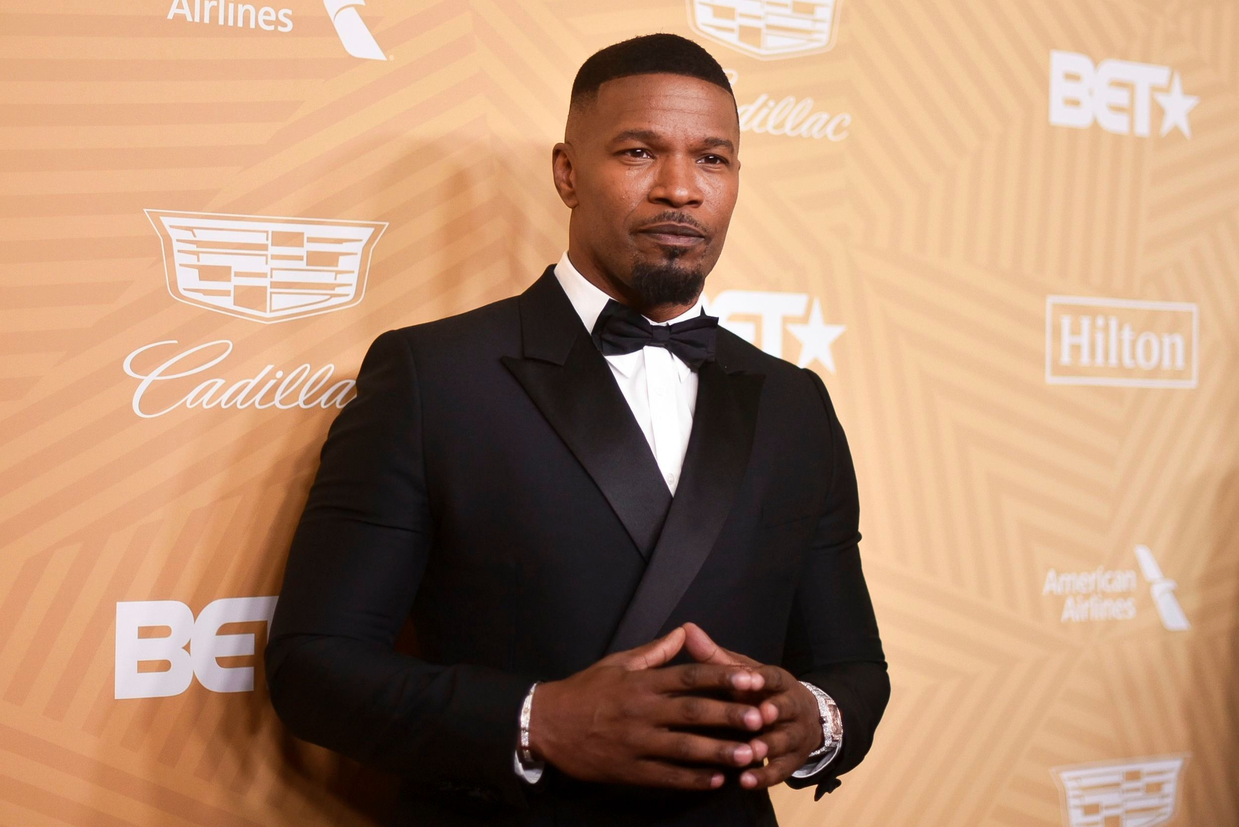 Jamie Foxx Undergoes Transformation to Play Mike Tyson in Upcoming Biopic