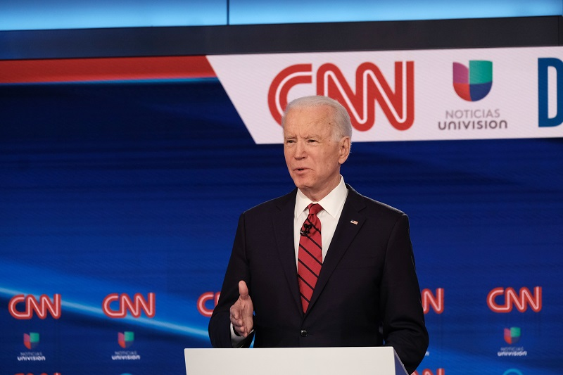 """[WATCH] Joe Biden Says Trump Is The First """"Racist"""" To Be Elected POTUS"""