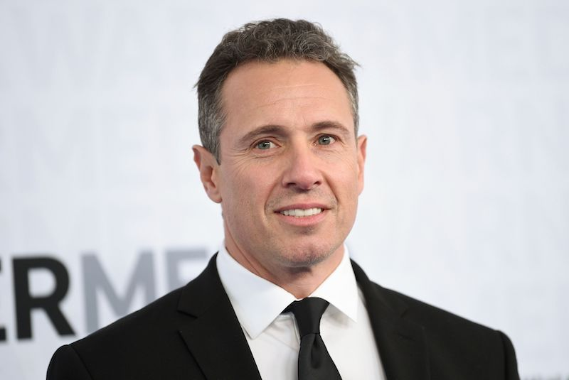 Chris Cuomo, CNN Anchor and Brother of New York Governor, Diagnosed with Covid-19