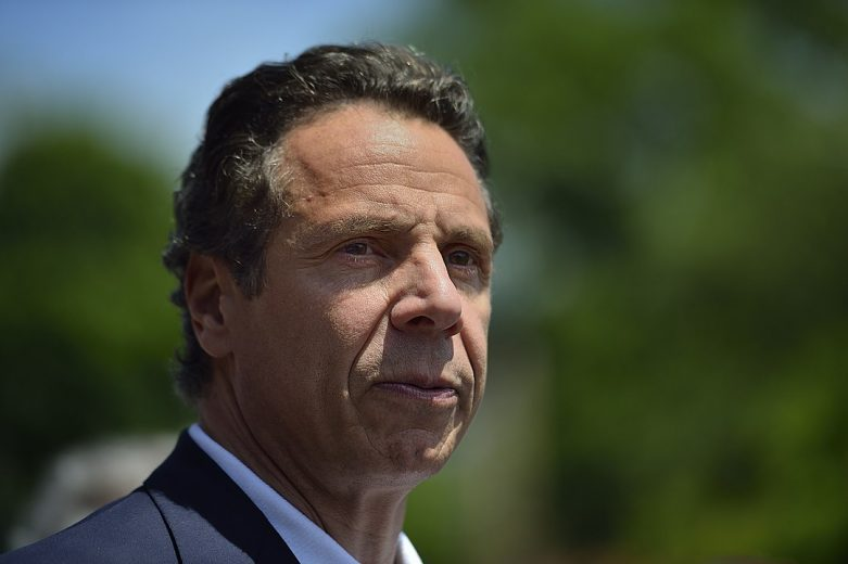 Gov. Andrew Cuomo Gets Tested for COVID-19 on Live TV