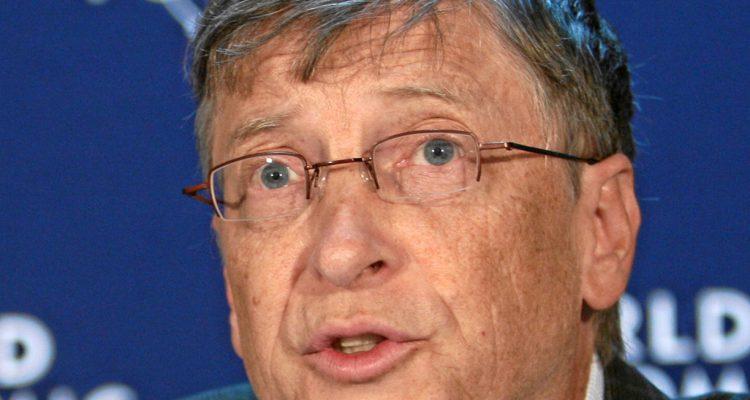 Bill Gates   World Economic Forum e