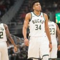Giannis Antetokounmpo Headbutts Moritz Wagner During Bucks-Wizards Game