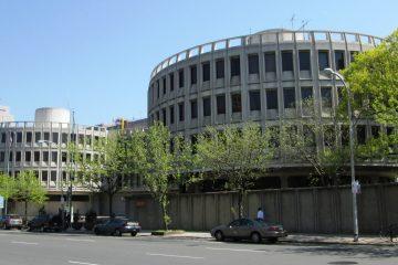 Philadelphia Police Headquarters scaled e