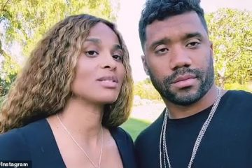 Ciara and Russell Wilson to Donate One Million Meals to Seattle Food Bank