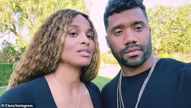 Russell Wilson and Ciara Reach First-Look Deal with Amazon