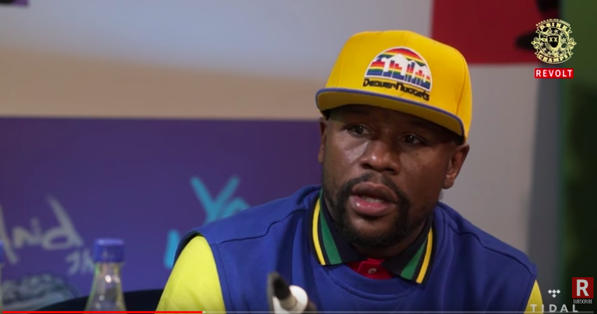 Floyd Mayweather Says He Can Help Deontay Wilder Beat Tyson Fury