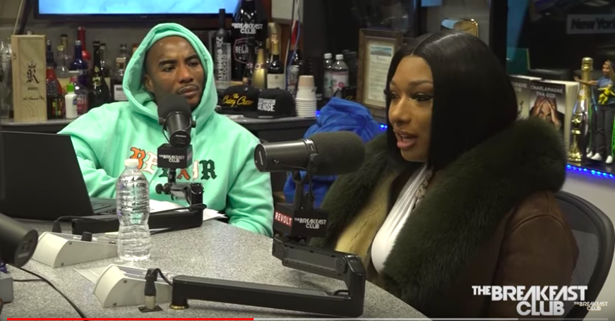 [WATCH] Megan Thee Stallion Details Visiting The Carters' Home 'It Looked Like A Museum'