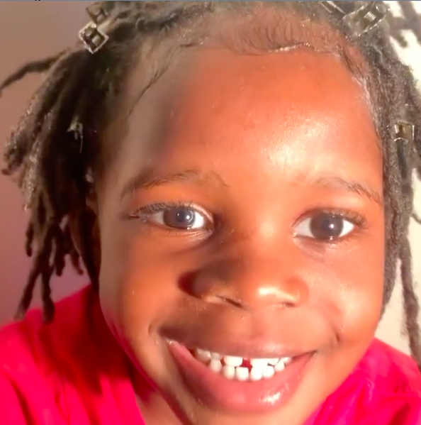"Hairdresser Uplifts 4-Year-Old Girl Who Looks At Herself And Cries ""I'm So Ugly"""