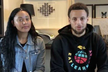 Steph and Ayesha Curry Pledge to Donate 1 Million Student Meals