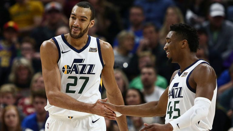 SOURCE SPORTS: Rudy Gobert And Donovan Mitchell Cleared Of Coronavirus