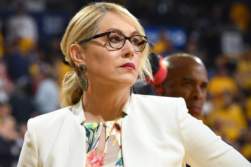 SOURCE SPORTS: ESPN's Doris Burke Tests Positive For Covid-19
