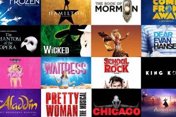 musicals broadway shows new york  e