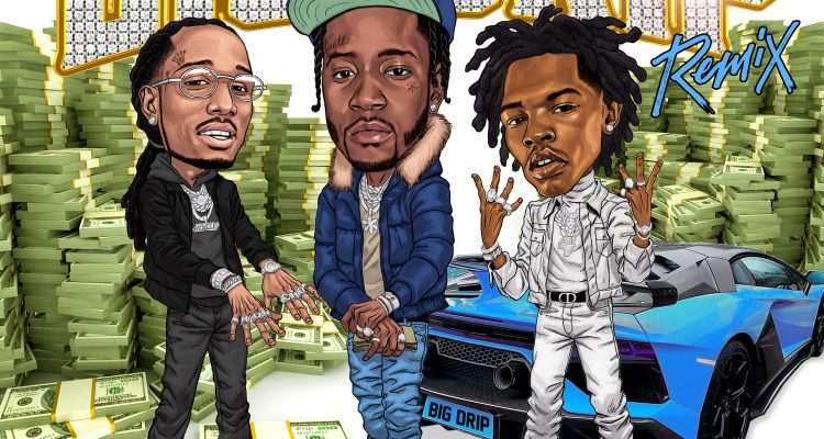 Fivio Foreign Taps Quavo, Lil Baby for 'Big Drip' (Remix)